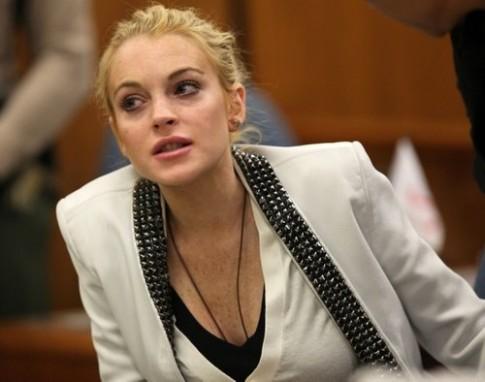 Thoi trang hau toa cua Lindsay Lohan