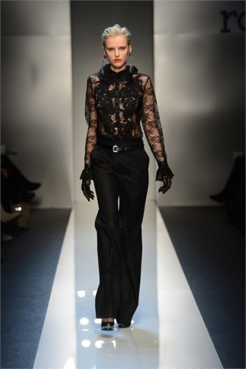 Thời trang thu đôngsành điệu cho nữ doanh nhân