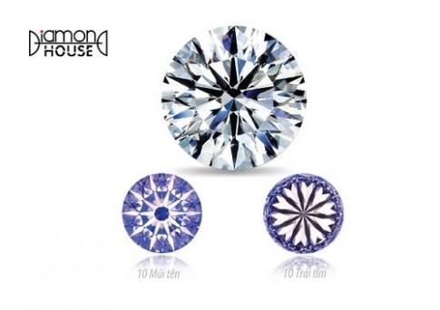 Thời trang và đẳng cấp với kim cương DOJI