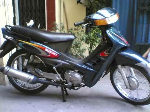 Thong Tin Ve Cac Dong Xe Suzuki 110cc