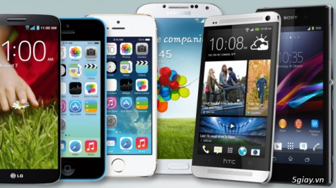 Thu thuat kiem tra chuc nang cua smartphone Samsung, LG, HTC, Sony (ki 1)