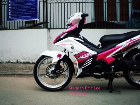 Tong hop nhung chiec Exciter hong ca tinh