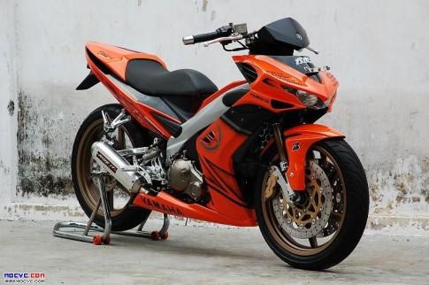 Tong hop nhung chiec Yamaha X1R do dep