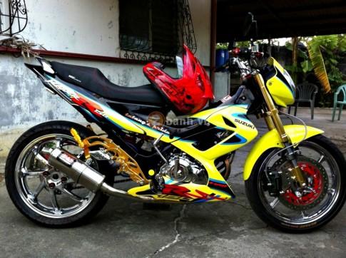 Tong hop Suzuki Raider do hoanh trang