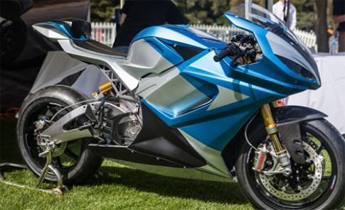 Top nhung xe moto dien manh hon ca Ducati