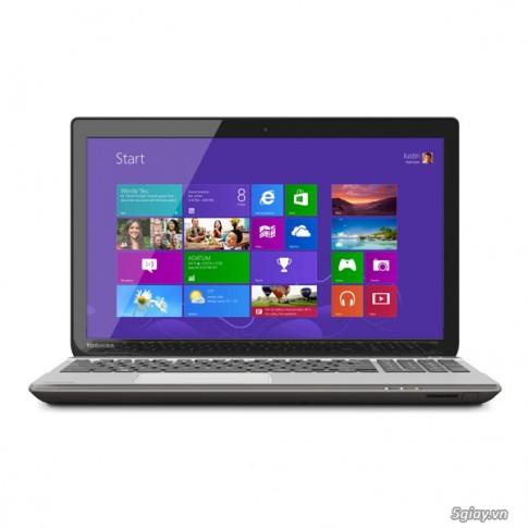 Toshiba ra laptop Satellite P55 - A5312 gia 16 trieu dong