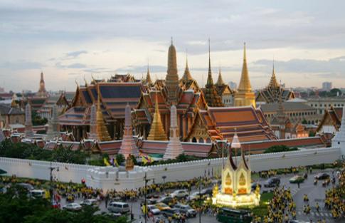 Tour Thai Lan gia tron goi chi 5,69 trieu dong