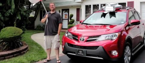 Toyota duoc nghi den dau tien khi khach hang mua xe