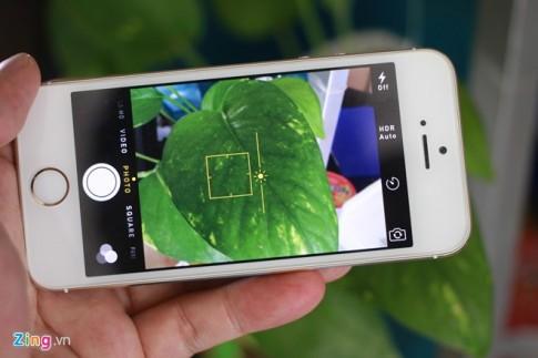Trai nghiem camera cua iPhone 5S