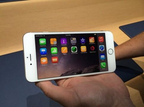 Trai nghiem camera sieu net tren iPhone 6