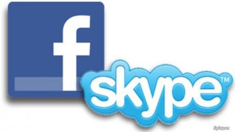 Trai nghiem nhieu hon voi Skype ket noi Facebook