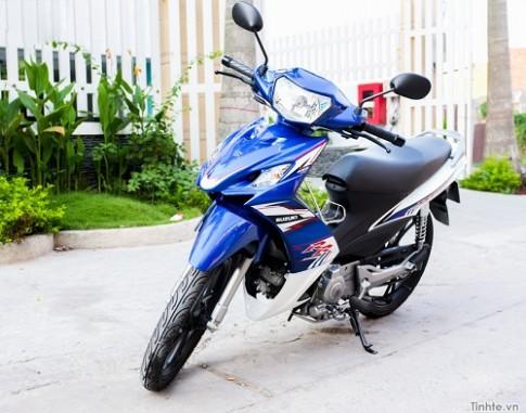 Trai nghiem Suzuki Axelo 125cc