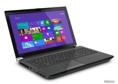 Tren tay Toshiba Tecra W50, chiec laptop man hinh 4K dau tien