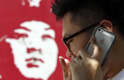 Trung Quoc tuyen chien voi Apple vi an ninh quoc gia