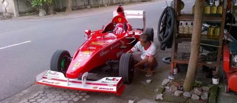 Tu che xe dua Ferrari F1 chi voi 4.300 USD