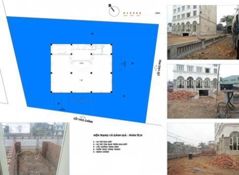 Tư vấn cải tạo tòa nhà văn phòng 1.000m2