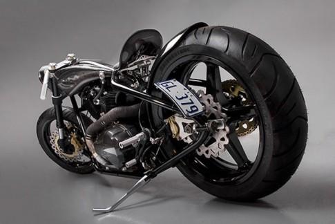 Tuyệt tác độ xe đến từ Harley-Davidson Sportster 1969