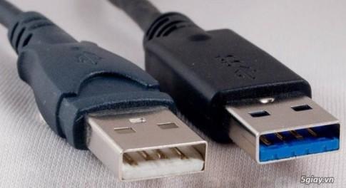 USB 2.0 vs USB 3.0: Nhung khac biet dan cong nghe can biet