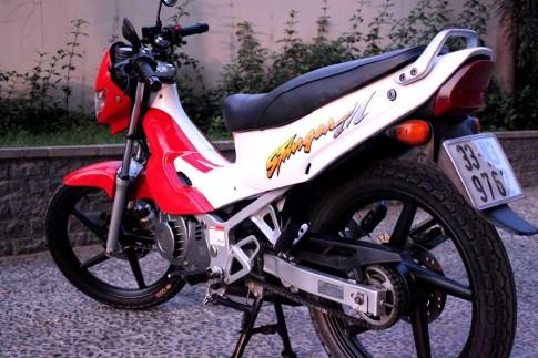 Vài tấm ảnh về Stinger 120 thành viên 2 thì nhà Suzuki