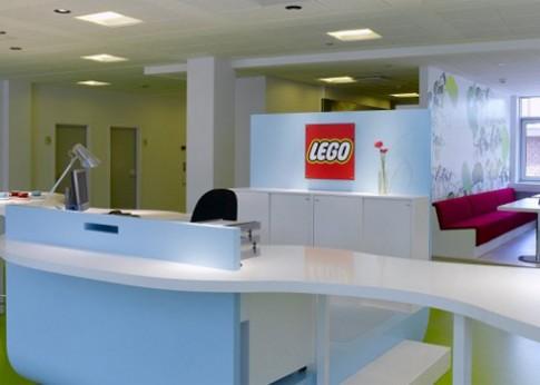 Văn phòng sáng tạo của Công ty đồ chơi Lego