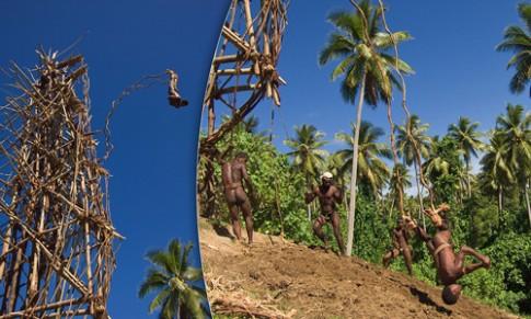 Vanuatu - vùng đất của những kẻ thách thức tử thần