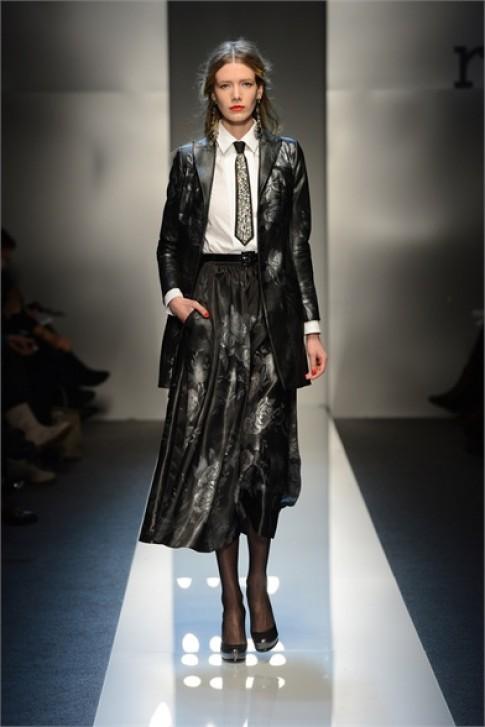 Váy áo mùa thu sành điệu cho nữ doanh nhân