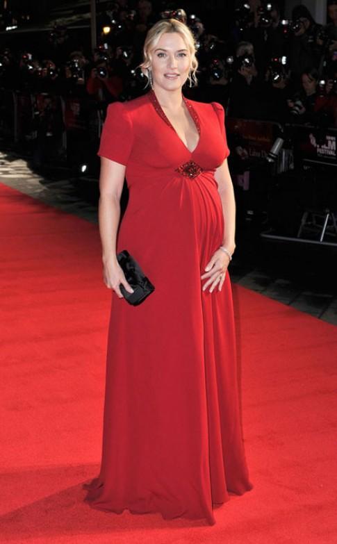 Vay bau cua Kate Winslet vao top dep nhat tuan