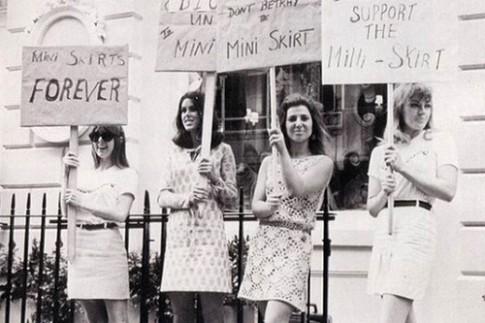Váy ngắn - lịch sử thăng trầm của một biểu tượng gợi cảm