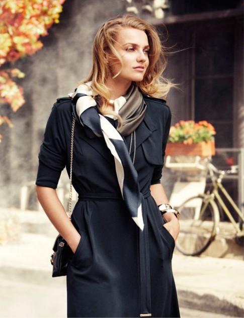 Váy sơmi - style hợp với nhiều hoàn cảnh