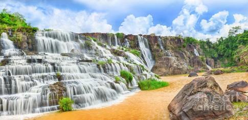 Vẻ đẹp của Pongour, 'thác nước đẹp nhất Đông Dương' ở VN