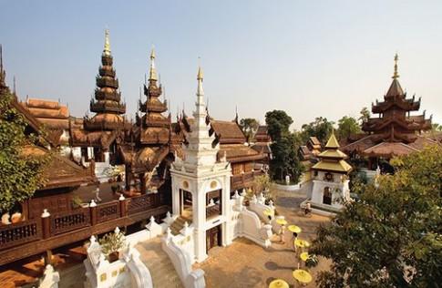 Ve dep tho mong cua Chiang Mai