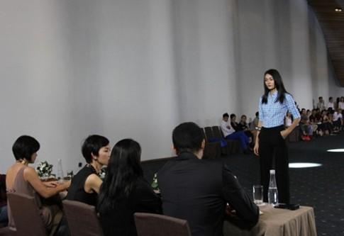Vedette cung phai casting neu muon du Tuan thoi trang VN