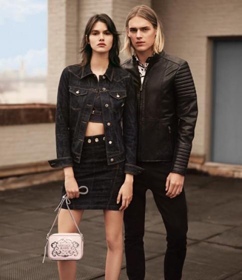 Versace Jeans gioi thieu bo suu tap xuan he