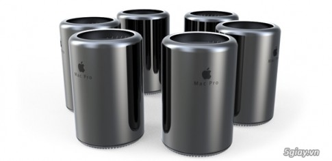 "Video ""dap hop"" chiec Mac Pro 2014 dau tien - 6 nhan 3.5GHz, 16GB Ram, 6GB do hoa!"