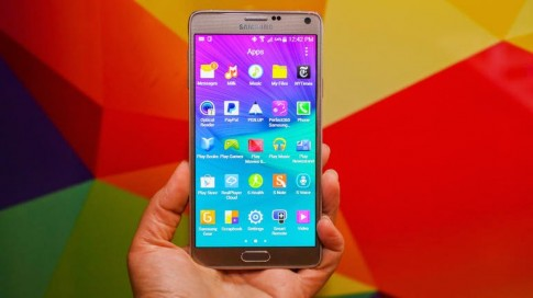[Video] Samsung Galaxy Note 4 droptest