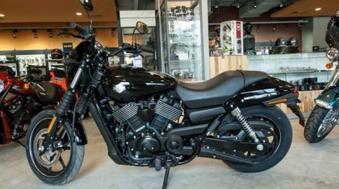 Viet Nam co 57 chiec Harley-Davidson Street 750 can phai khac phuc loi ky thuat