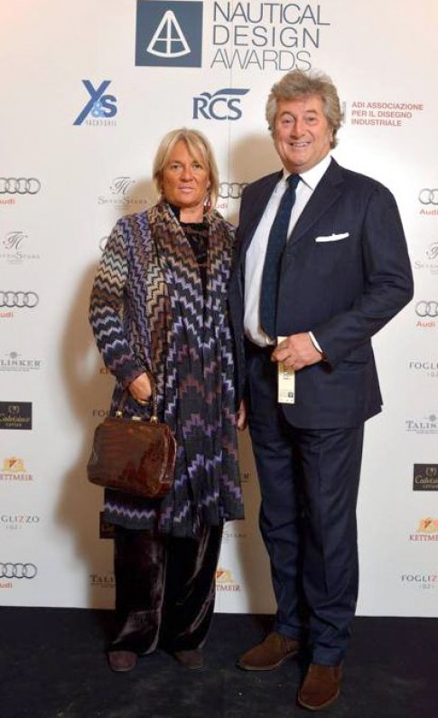 Vợ chồng chủ hãng thời trang Italy mất tích