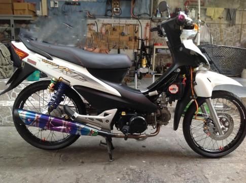 Wave Anpha do kieng don gian theo phong cach Thai Lan