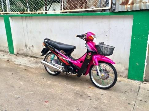 Wave hong an tuong danh cho phai nu