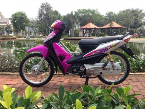 Wave S100 phien ban thai tu con xe Viet