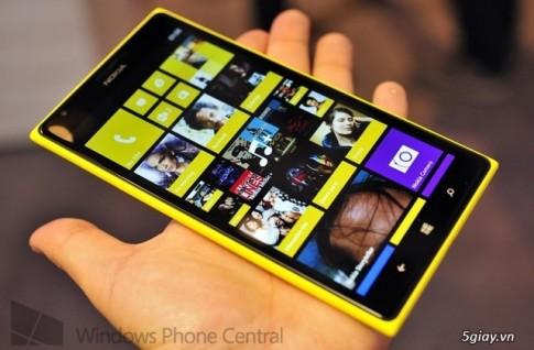 Windows Phone 8.1 hỗ trợ truyền dữ liệu chuẩn không dây Miracast