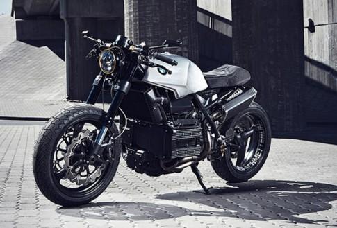 Xế cổ BMW K75S đầy sáng tạo với phong cách Cafe Racer