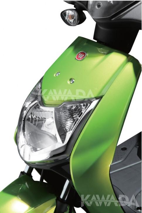 Xe máy điện Honda Prinz nhập khẩu