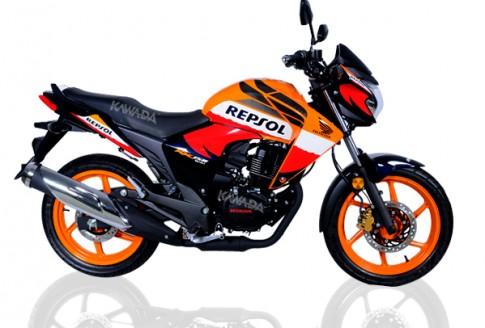Xe tay côn nhập khẩu Honda RR150