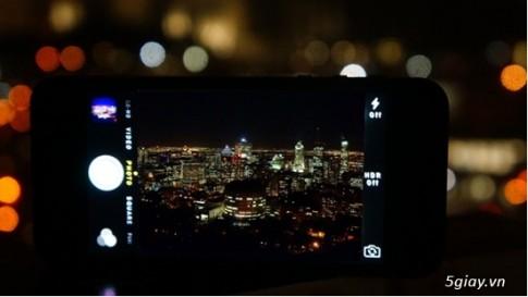 Xu huong camera tren Smartphone 2014