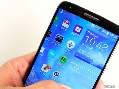Xuat hien LG Lucid 3: mot mau smartphone hoan toan moi