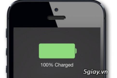 Xuat hien pin iPhone 6 voi dung luong gap doi iPhone 5s