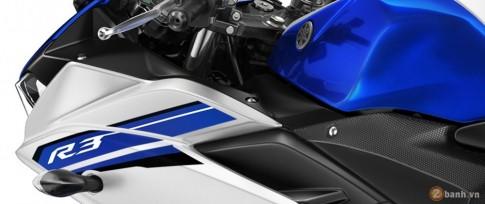 Yamaha bất ngờ tung ra phiên bản R3 2016