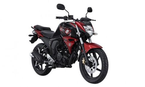 Yamaha Byson FI mới ra mắt tại Indonesia