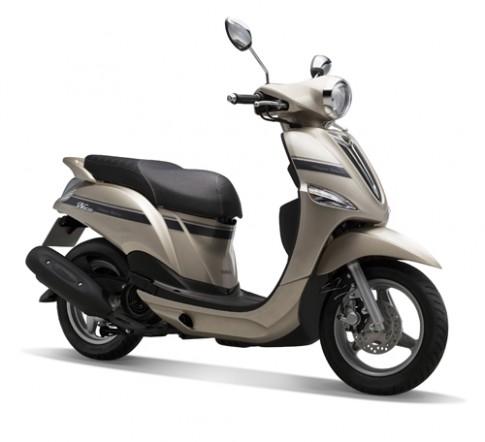 Yamaha cho ra mắt Nozza phiên bản đặc biệt phong cách Ý.